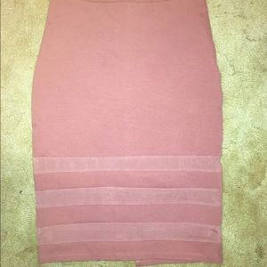 New Nordstrom High waisted pencil skirt Small
